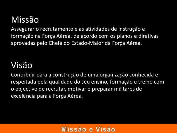 MISSÃO                                  CNQQUALIDADE (ISO)    Ensino e   EUROCONTROL   DEGERT         Formação        JAA ...