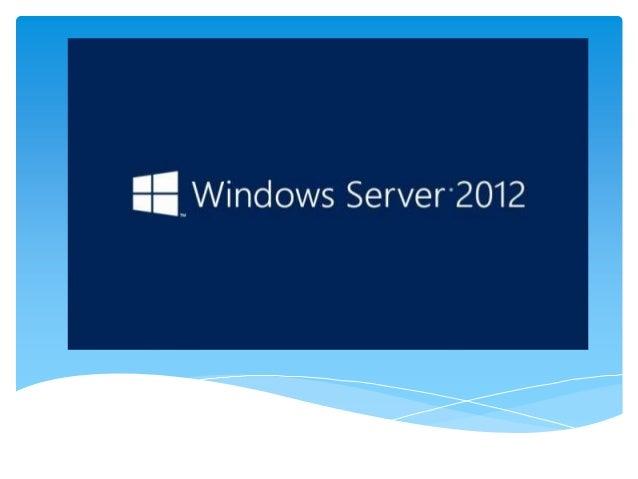 """Windows Server 2012, codename """"Windows Server 8"""" O Microsoft Windows Server 2012 é um sistema operacional destinado para s..."""