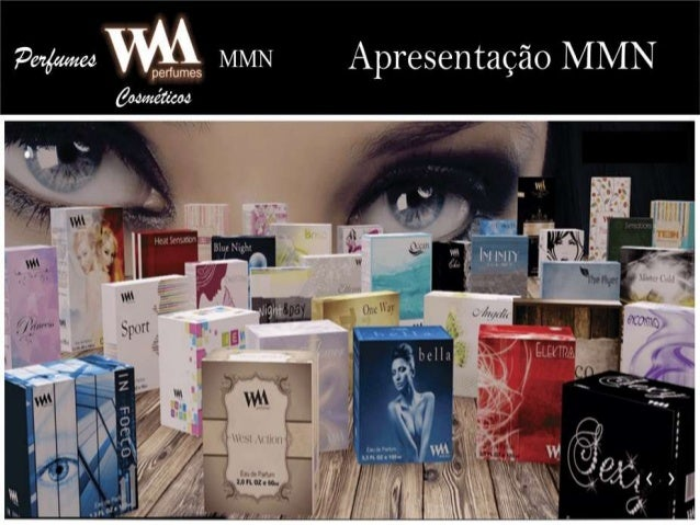 Plano de Marketing WM Perfumes e Cosméticos