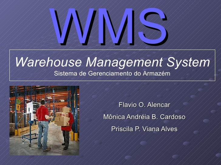 WMS - Warehouse Management System
