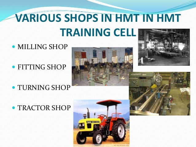 Hnt pinjore tractor division