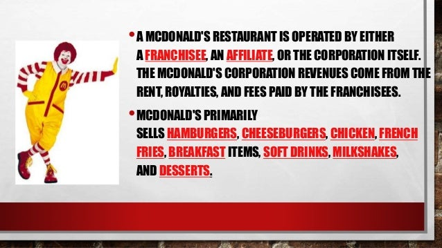 mcdonalds crm When you serve more than 25 million people in the united states each day, leveraging the right crm solution is important mcdonald's customer satisfaction .