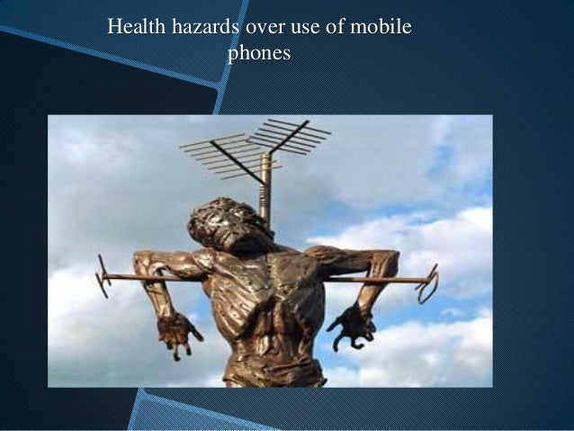 mobile phones a a health hazard Mobile phones are considered by many as an essential part of modern day life, from the businessperson who uses the mobile phone as a vital link with the office, to the teenager who has the phone for recreational use.
