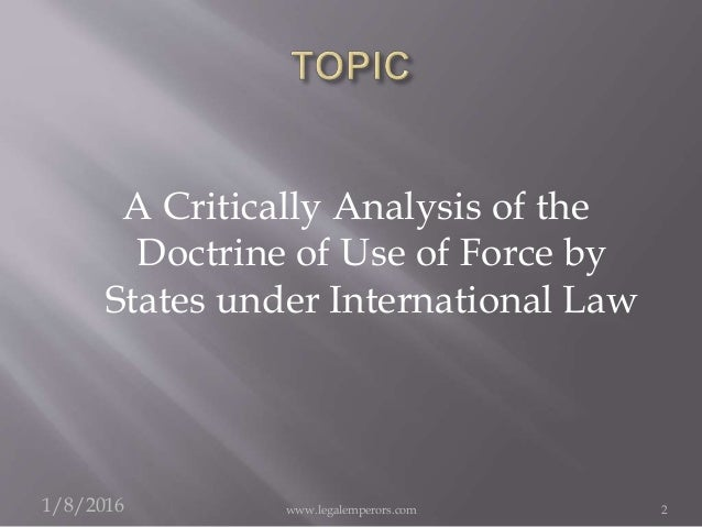an analysis on the rules of international law School of law 34 northwestern journal of international law and business ( winter 2004) 299-440  sales law: an analysis of fifteen years of cisg  jurisprudence [†]  filling in the gaps and the fabrication of specific default  rules: 2.