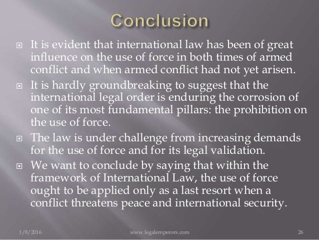 an analysis of international law Deplano galleysfinal 3/16/2015 2:51 pm the use of international law by the united nations security council: an empirical framework for analysis rossana deplano abstract.
