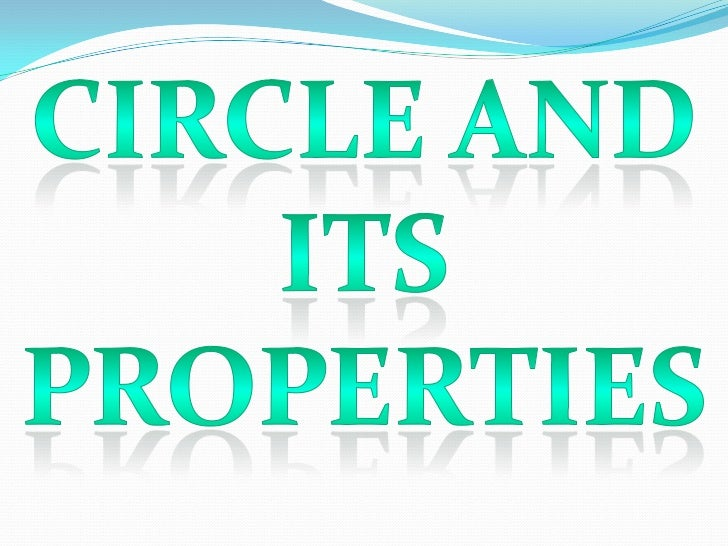 "1. The word ""circle"" derives from the   Greek, kirkos ""a circle,"" from the base ker-   which means to turn or bend.2. Natu..."