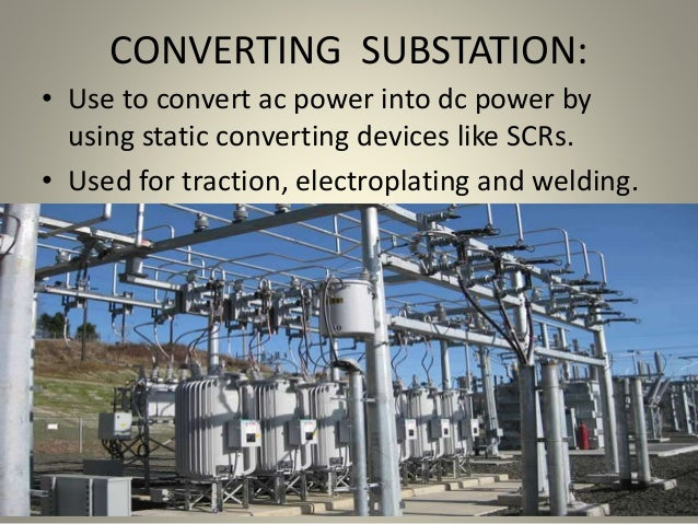 OUTDOOR SUB-STATION:  We prefer this type of substation when voltage is above 66kv , because for such voltage the clearan...