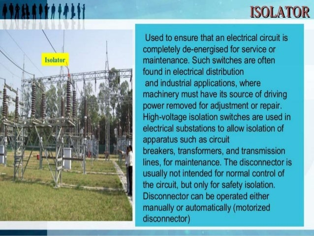 • Gas insulated substations offer other advantages in addition to the reduced space requirements. Because the substation i...