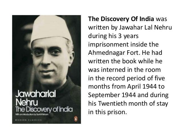 we nehru book writer