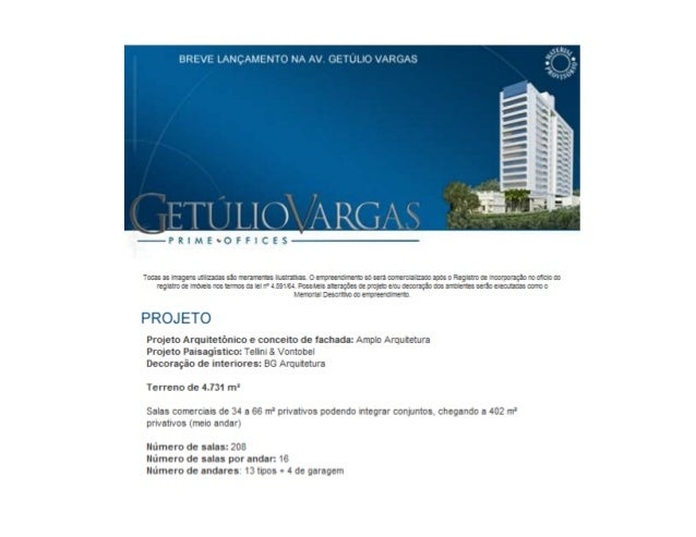 Getúlio Vargas Prime Offices