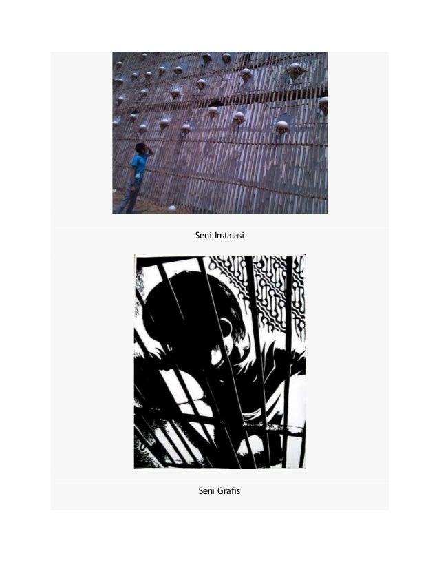 Apresiasi seni rupa modern dan kontemporer