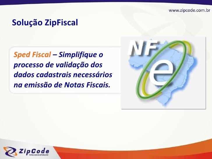 Sped Fiscal  – Simplifique o processo de validação dos  dados cadastrais necessários na emissão de Notas Fiscais. Solução ...
