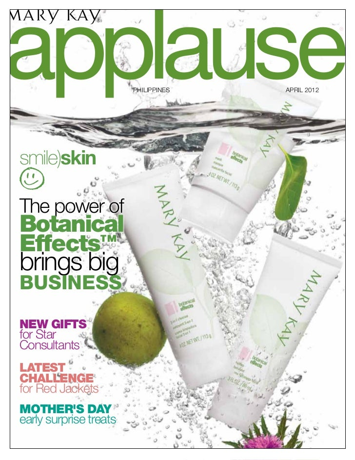 applause                PHILIPPINES   APRIL 2012                                                   ®smile)skinThe power of...