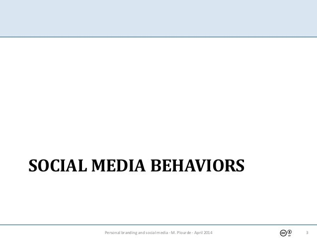Personal Branding and Social Media Slide 3