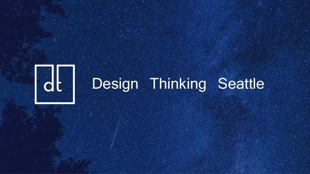 Design Thinking Seattle