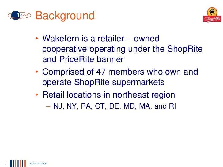 SlideShare  Wakefern Portal