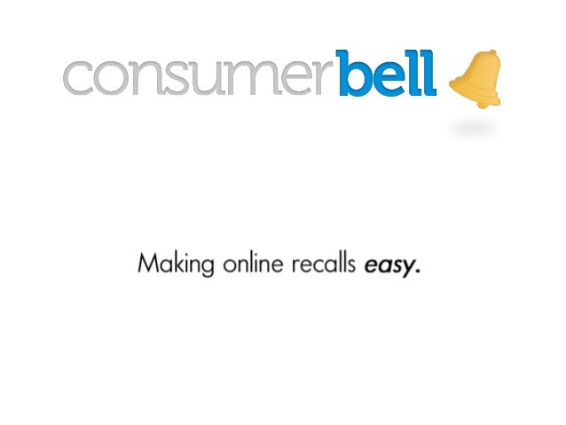 Provider Recall News Product Info Redeem Online Track Consumers Company Controlled Multi- Users Social Integration Consume...