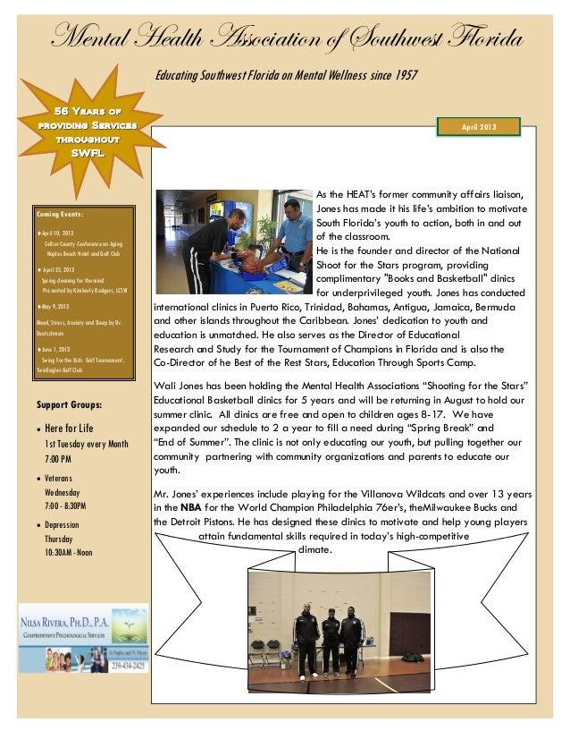 Mental Health Association of Southwest Florida                                         Educating Southwest Florida on Ment...