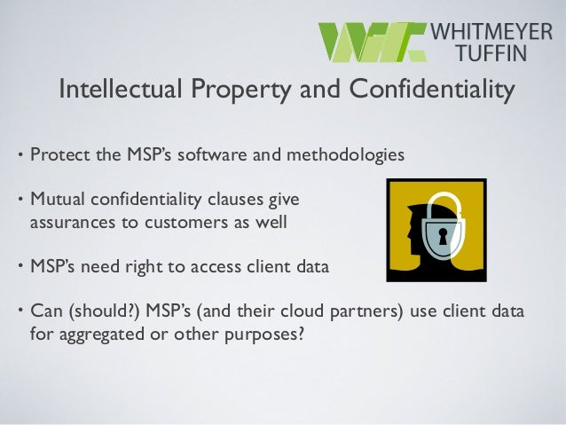 Intellectual Property Rights Contract Clauses