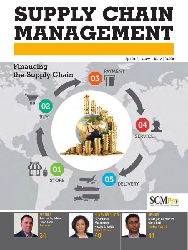 flexibility in supply chain management The effect of supply chain management processes on competitive advantage and organizational performance thesis flexibility in the supply chain.
