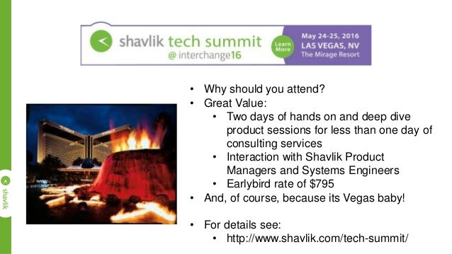 April 2016 Shavlik Patch Tuesday Presentation