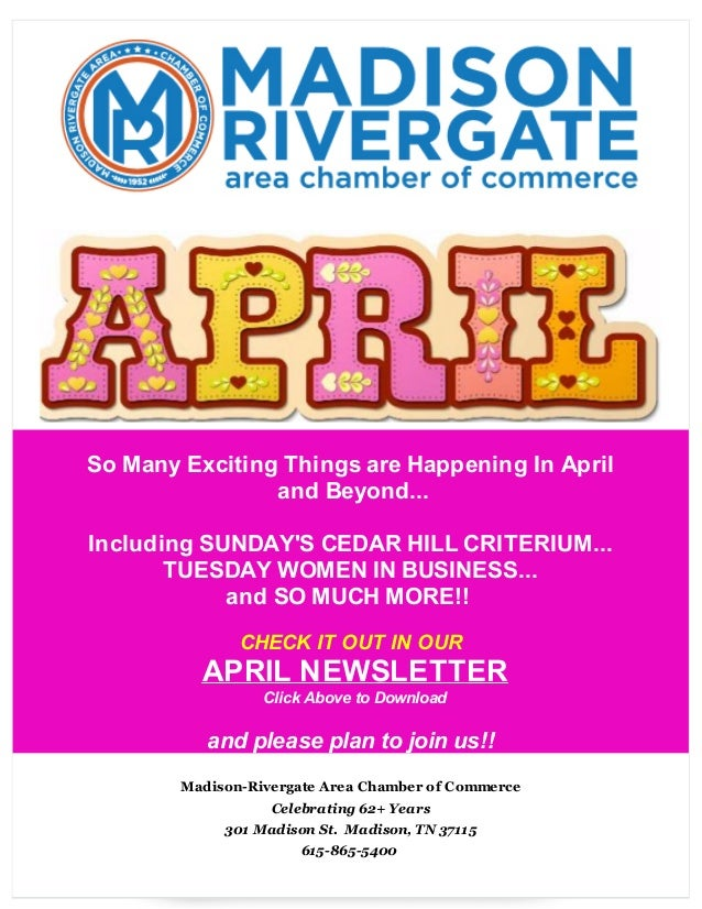 So Many Exciting Things are Happening In April and Beyond... Including SUNDAY'S CEDAR HILL CRITERIUM... TUESDAY WOMEN IN B...