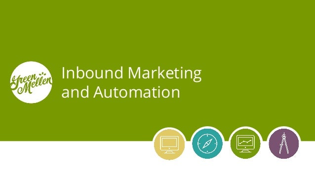 Inbound Marketing and Automation