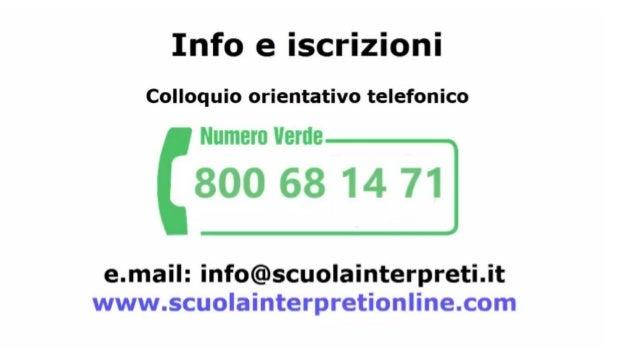 Corsi e Master online in traduzione e/o interpretazione SSIT Pescara