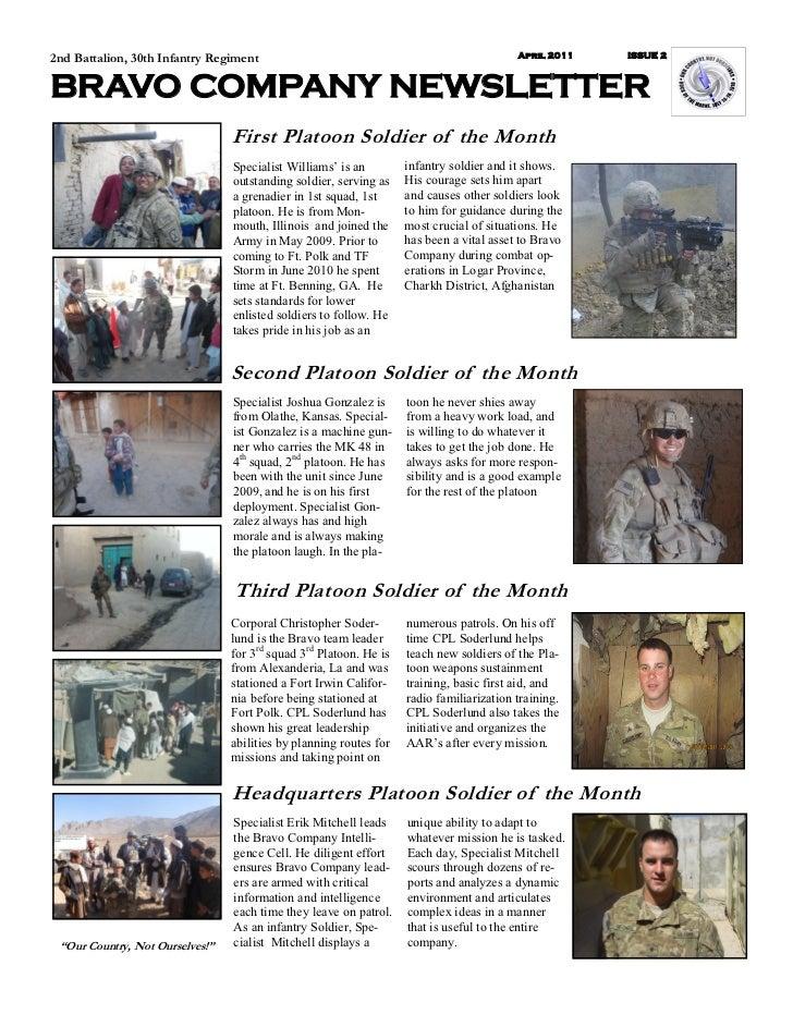 april frg newsletter