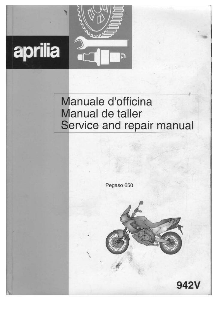 aprilia pegaso manual taller cube rh slideshare net aprilia pegaso strada service manual aprilia pegaso strada service manual