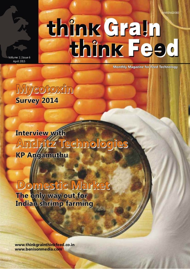 Think Grain Think Feed - April issue