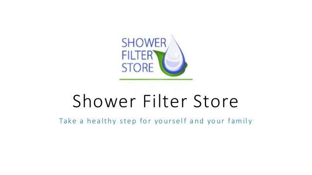 april shower stainless steel down pour shower filter. Black Bedroom Furniture Sets. Home Design Ideas