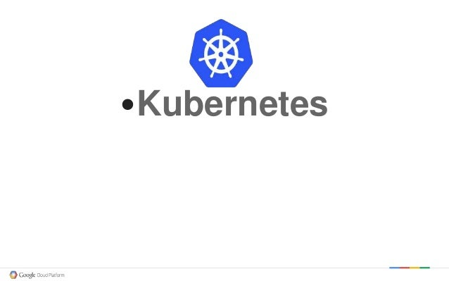 a primer on kubernetes and google container engine