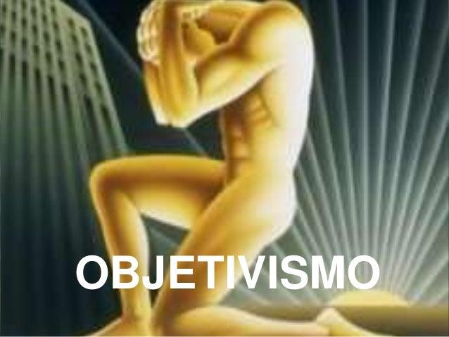 OBJETIVISMO