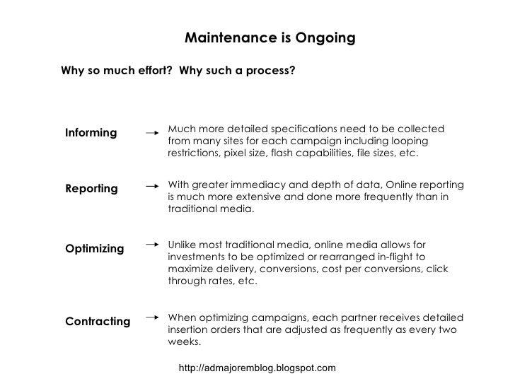 Online Media is a Process, not an Event by Steve Schildwachter Slide 2