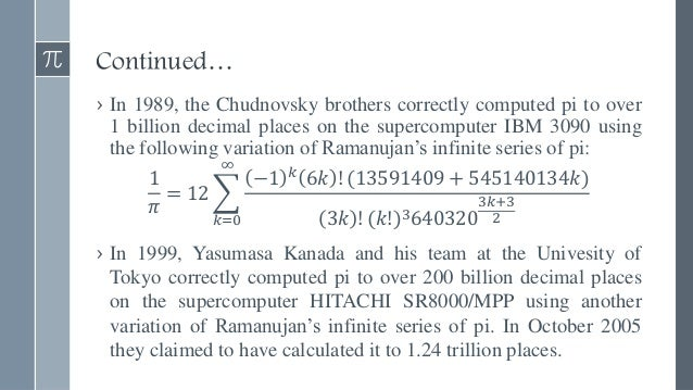 The 21st Century – Current Claimed World Record › In August 2009, a Japanese supercomputer called the T2K Open Supercomput...