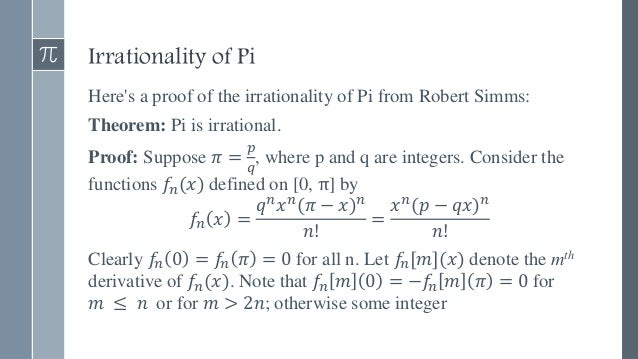 Continued… max 𝑓𝑛(𝑥) = 𝑓𝑛 𝜋 2 = 𝑞 𝑛 𝜋 2 2𝑛 𝑛! By repeatedly applying integration by parts, the definite integrals of the f...