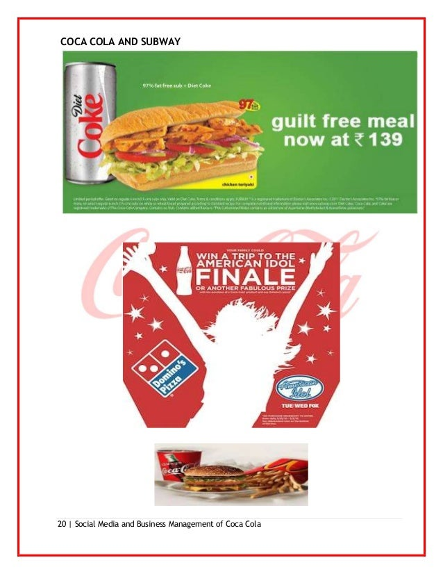 Macro Factors Affecting Coca Cola