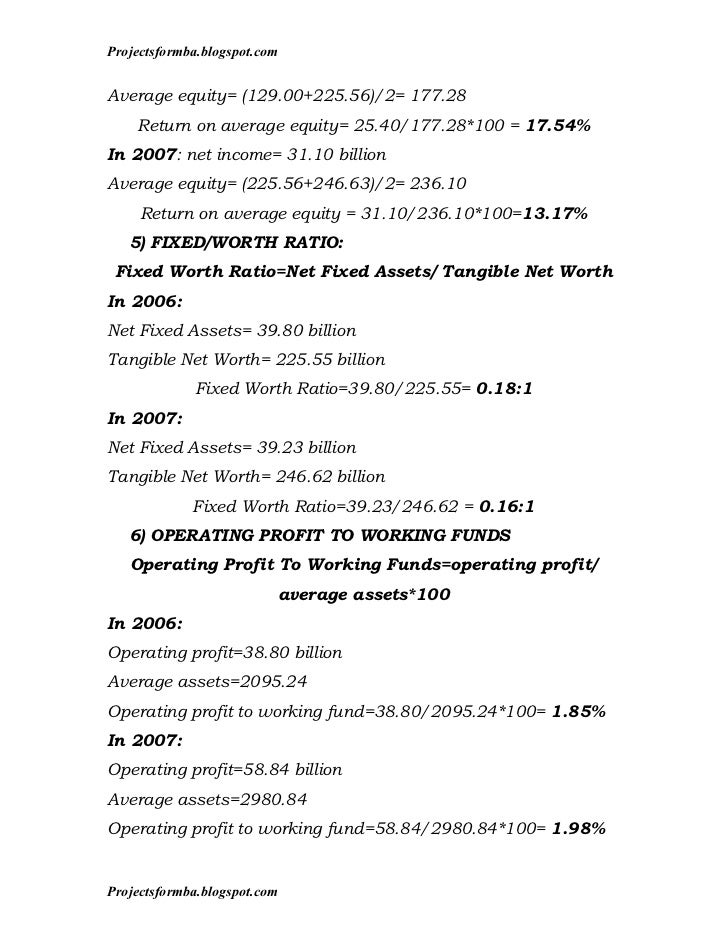 model project report for bank loan - Ataum berglauf-verband com