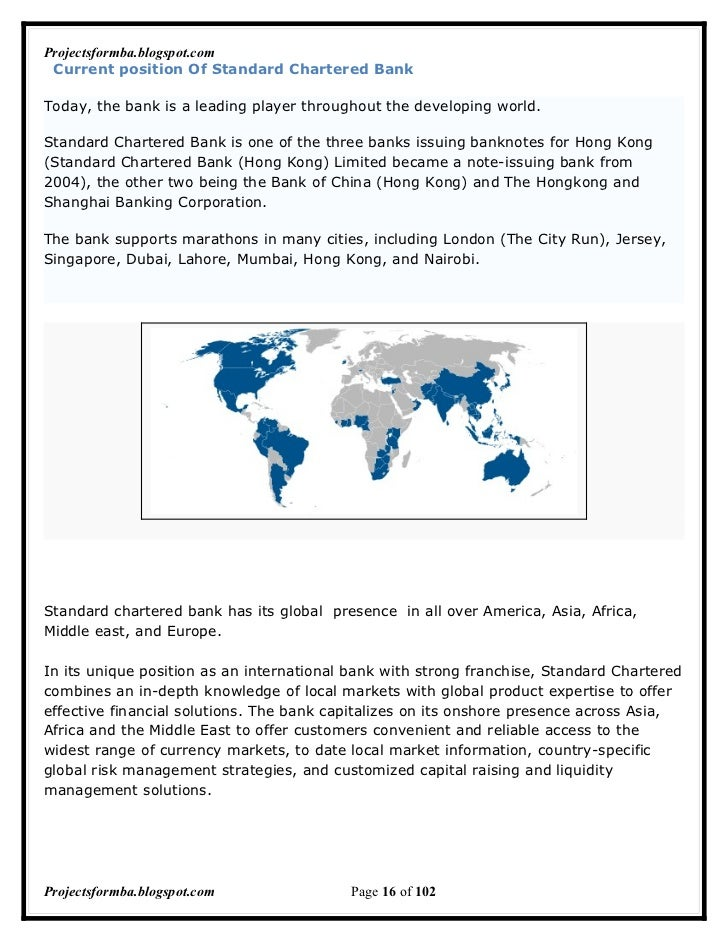 Standard chartered forex trading account