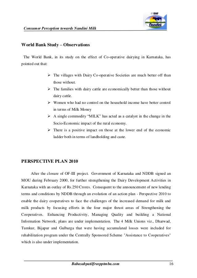 project report on tumkur milk union Kerala cooperative milk marketing federation ltd: alappuzha, ernakulam, kannur, kollam, kottayam, kozhikode, palakkad, thiruvananthapuram, trissur people's dairy development project central society pondicherry.