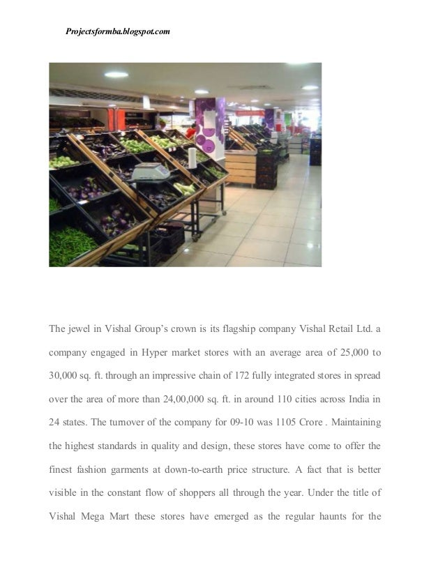 report on consumer preference towards organized and unorganized retail (january 2015) (issn 2231-5985) impact factor:  but no study exist on organized and unorganized retail  to know about consumer preference towards organized.