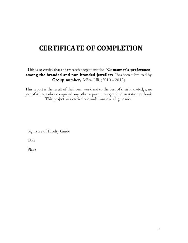 Ojt certificate of completion template gallery templates certificate 6 best images of construction project completion letter yelopaper Images