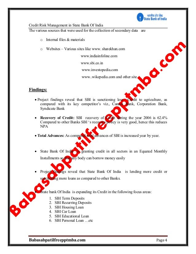 mba project on agriculture loan Aiou col mba thesis topics mba project reports aiou col finance project on customer satisfaction regarding loan schemes of banking industry.