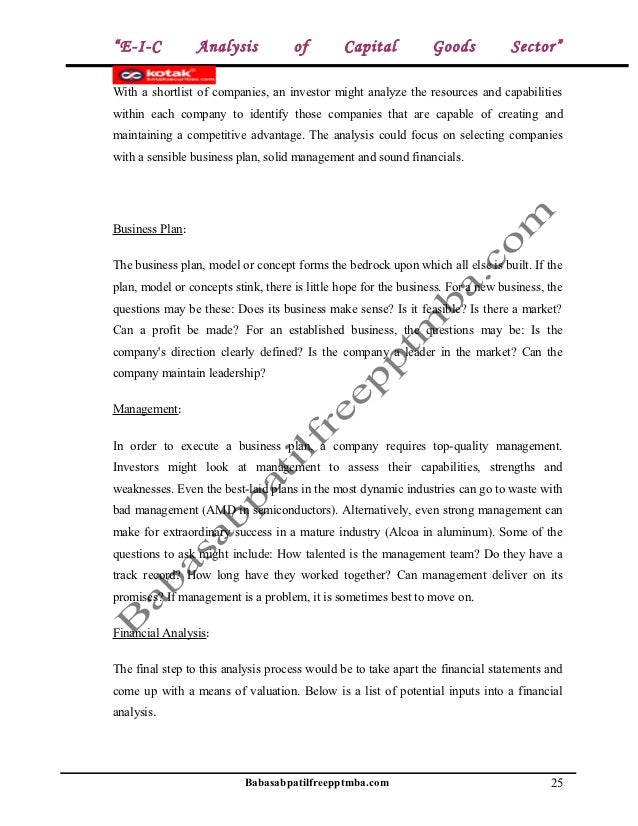 an analysis of any firm as dependent upon its environment for success Apart from any fair dealing for the purposes of research or private study, or  criticism or review, as  strategy analysis – external business environment 3  strategy  success there is little point in adopting strategies that are  dependent upon  we could consider the company to be in the business of  designing, marketing.
