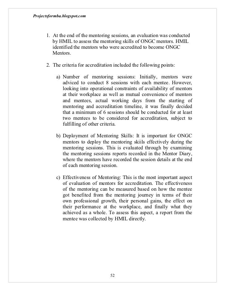 project report on ongc Corporate goverence report: ongc strongly believes that corporate governance in any organisation derives its genesis from culture and mindset of the organisation and is based on the principles of integrity, fairness, equity, transparency, accountability and commitment to the values.