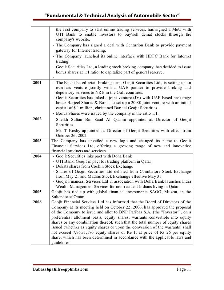 project report on fundamental technical Final project report 2004-2006 2 1 origin of the m&e plan technical support on request from the external specialist other programs were also seeing it as fundamental for a establishing a learning-oriented m&e system.