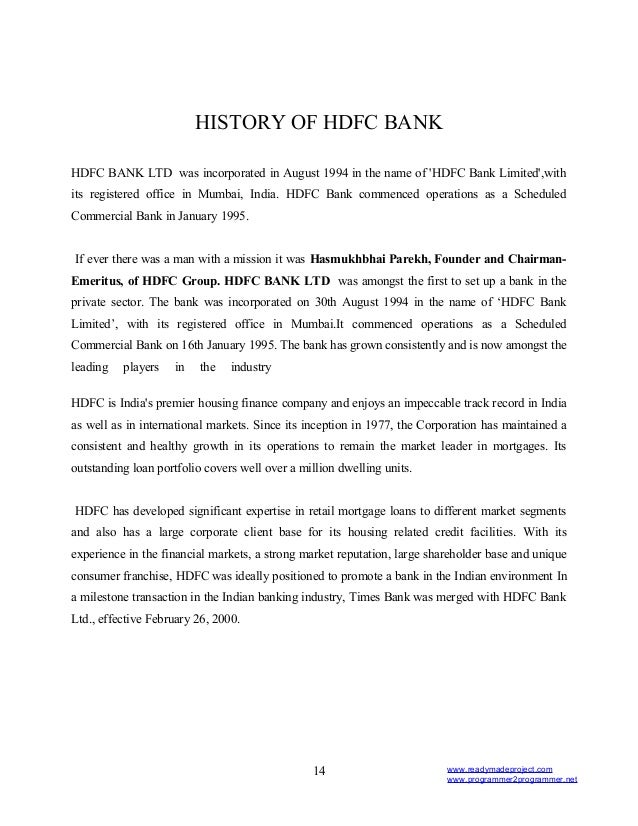 report on hdfc Annual report of hdfc securities limited (bank's subsidiary) for 2009-10.