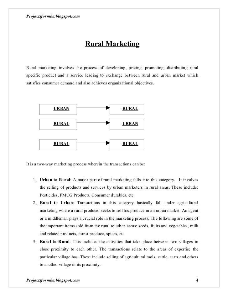 Rural Marketing Book Pdf