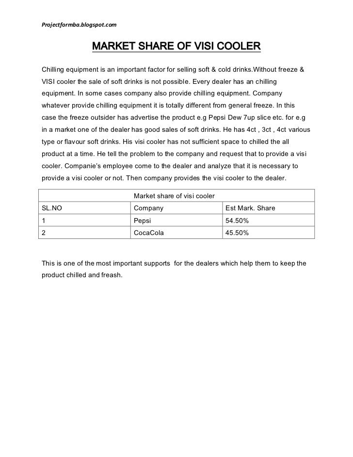 """consumer questionnaire for soft drinks essay Here are some of the most commonly used survey question types and how they  can be used  for example, """"which of the following soda brands do you drink."""